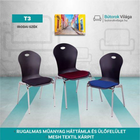 T3 irodai szék