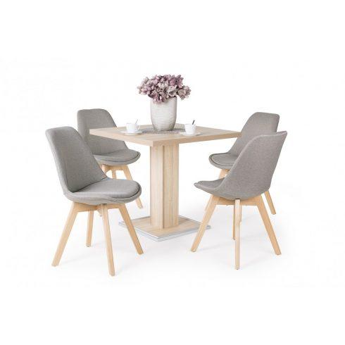 Cocktail asztal - 4 db Lili székkel