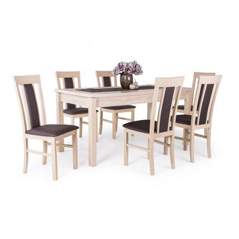 Berta asztal + 6 db Milano szék